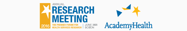 2016 Annual Research Meeting