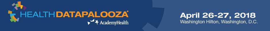 2018 Health Datapalooza